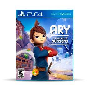 Imagen de Ary and the Secret of Seasons (Nuevo) PS4
