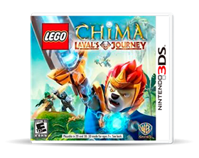 Imagen de LEGO Legends Of Chima Laval's Journey (Usado) 3DS