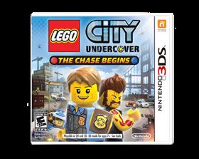 Imagen de LEGO City Undercover The Chase Begins (Usado) 3DS