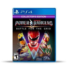 Imagen de Power Rangers Battle for the Grid Collect Ed (Nuevo) PS4