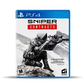 Imagen de Sniper Ghost Warrior Contracts (Nuevo) PS4