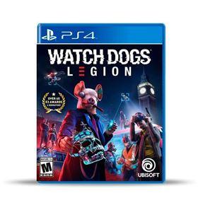 Imagen de Watch Dogs Legion (Nuevo) PS4