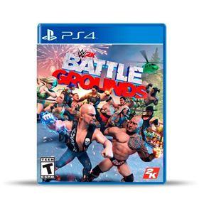 Imagen de WWE 2K Battlegrounds (Nuevo) PS4