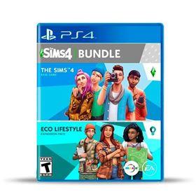 Imagen de Sims 4 + Eco Lifestyle Expansion Pack (Nuevo) PS4