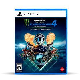 Imagen de Monster Energy Supercross 4 (Nuevo) PS5