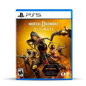 Imagen de Mortal Kombat 11 Ultimate (Nuevo) PS5