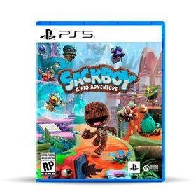 Imagen de Sackboy: A Big Adventure (Nuevo) PS5