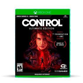 Imagen de Control Ultimate Edition (Nuevo) Xbox  One / Series