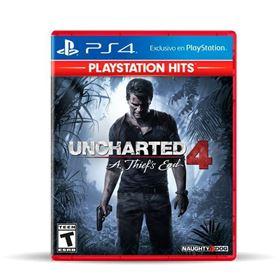Imagen de Uncharted 4 A Thief's End GH (Nuevo) PS4