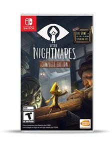 Imagen de Little Nightmares Complete Edition (Nuevo) Switch