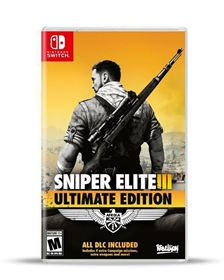 Imagen de Sniper Elite III Ultimate Edition (Nuevo) Switch