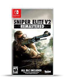 Imagen de Sniper Elite V2 Remastered (Nuevo) Switch