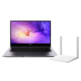 Imagen de Laptop Huawei Matebook D14 2021 i3 8/256 GB SSD Español + Router