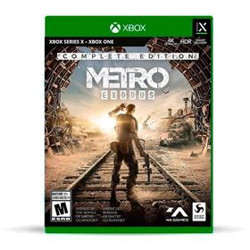 Imagen de Metro Exodus Complete Edition (Nuevo) Xbox Series
