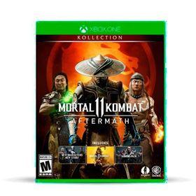 Imagen de Mortal Kombat 11 Aftermath (Nuevo) Xbox One