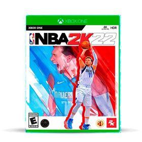 Imagen de NBA 2K22 (Nuevo) Xbox One