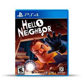 Imagen de Hello Neighbor (Nuevo) PS4
