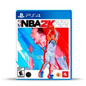 Imagen de NBA 2K22 (Nuevo) PS4