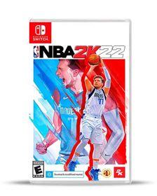 Imagen de NBA 2K22 (Nuevo) Switch