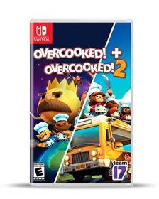 Imagen de Overcooked Special Pack + Overcooked 2 (Nuevo) Switch